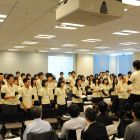 Tohoku teens share views of survival