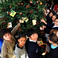 Tohoku kids to get Christmas cards
