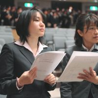 Deaf student qualifies to teach English in Nagoya