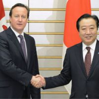 Japan, U.K. agree on arms development