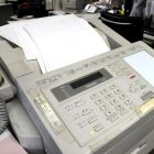 The fax of life: Japan refuses to part with aging device