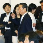 Ozawa, allies to vote against tax hike bill