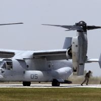 Osprey deployment heightens safety worry