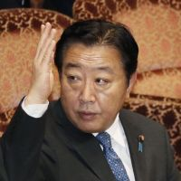 Hail to the chief: Prime Minister  Yoshihiko Noda on Friday attends an Upper House committee session on his planned tax and social security reforms. | KYODO