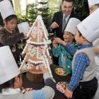 Kids from Tohoku get some Christmas cheer