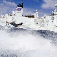 Sea Shepherd seeks to intercept whalers closer to Japan