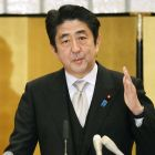 Abe's U.S. visit this month now appears unlikely