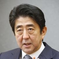 Abe keeps options open on BOJ law, TPP, vows Fukushima help
