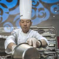 Japan chef wins medal at top culinary contest