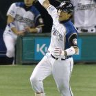 Inaba falls just short of milestone in Fighters victory