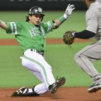 Abe, Matsuda stand out among NPB players