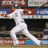 King of the jungle: Lions star Hiroyuki Nakajima may currently be the best shortstop in Japan. | KYODO