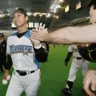 Nioka proves value to Fighters in pivotal at-bat