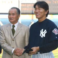 Matsui praised for impact on baseball