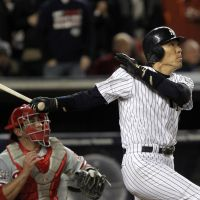 Future prospects: Hideki Matsui played for the Yomiuri Giants for 10 years before embarking on a career in the major leagues with the New York Yankees. | AP