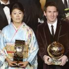 Sawa, Messi named Players of Year