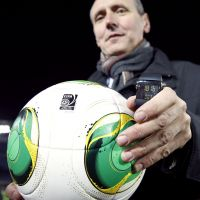 Information age: Goal-line technology will be in the spotlight during the Club World Cup. | KYODO