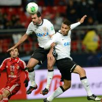 Guerrero strikes sends Corinthians past Al-Ahly
