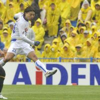 Leandro's brace not enough for Kashiwa in loss to Sendai
