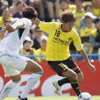 Back on track: Junya Tanaka is determined to help J. League champions Kashiwa Reysol climb the table. | KYODO