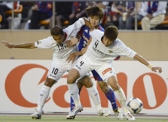 Reysol gather speed with win over Tokyo