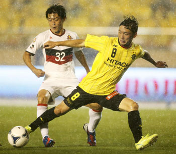 Grampus bring Reysol back down to earth