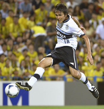 Jubilo display impressive form in win over Reysol
