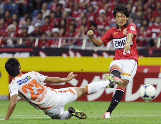 Ardija rally for draw in Saitama derby