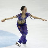 Mao's push for third world title starts at Four Continents