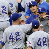 One of the guys: Yu Darvish will have to adjust more than just his mechanics to succeed in Major League Baseball. | KYODO