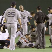 Sakaguchi injury latest blow for underperforming Buffaloes