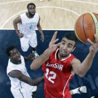 Tunisian hoop team eyes upset in London