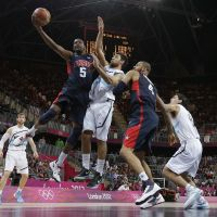 Durant leads U.S. to victory over Argentina, continues to emerge as force