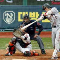 New kids on the block: Japan manager Koji Yamamoto will likely have to put his faith in young players like Yomiuri shortstop Hayato Sakamoto during the 2013 World Baseball Classic. | KYODO