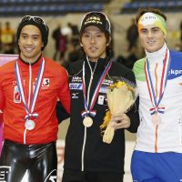 Nagashima gets first World Cup win of season in Nagano