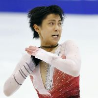 Hanyu captures first national title; Suzuki leads after women's short program