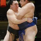 Harumafuji captures Emperor's Cup with day to spare