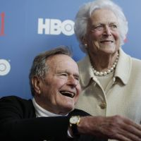 Elder Bush in intensive care; doctors 'cautiously optimistic'
