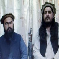 Chance of peace?: This frame grab taken Friday from undated video footage released by the Tehreek-e-Taliban Pakistan shows Pakistani Taliban leader Hakimullah Mehsud (right) and his deputy, Wali-ur Rehman, at an undisclosed location. Mehsud said his organization could be open to talks with Islamabad. | AFP-JIJI