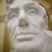 Master speaker: A statue of President Abraham Lincoln sits in the Capitol building in Washington. | BLOOMBERG