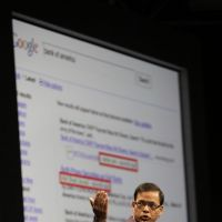 Search guru: 'The fascination with ... talking to a computer that could answer any question was always there for me,' says Amit Singhal, head of Google Search. | AP