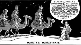 Magi Vs Magistrate