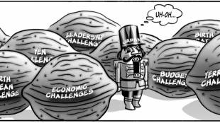 Nutcracker Challenges