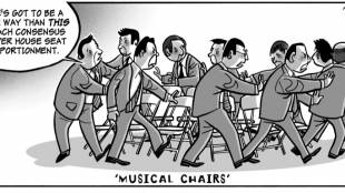 Musical Seats