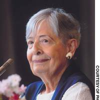 Dorothy Law Nolte shot to fame after Crown Prince Naruhito praised her book.