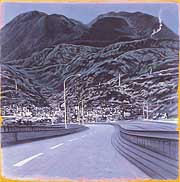 'Hakone -- Road to Mount Futago' by Shigi Goh