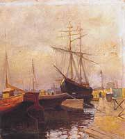 'Odessa -- Port I' (1898)