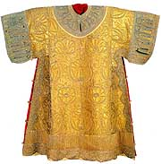 Cloth-of-gold sakkos (1667)
