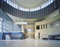 Interior of the new National Museum of Korea in Seoul, South Korea | PHOTOS COURTESY OF THE NATIONAL MUSEUM OF KOREA
