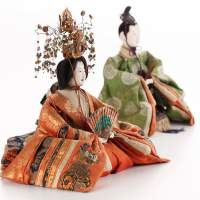 'Hina Dolls and Their Accessories'